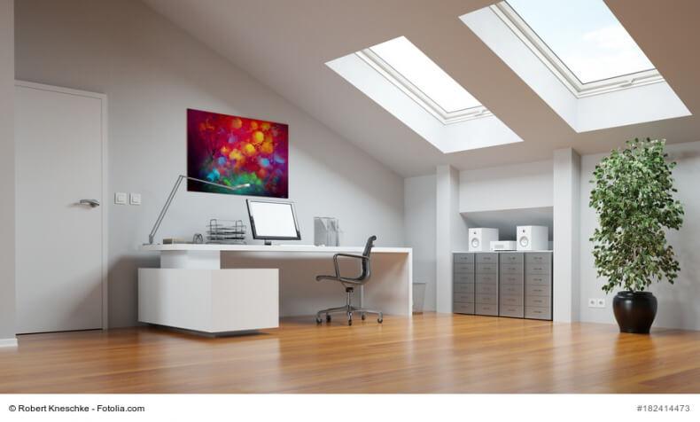 Home Office in der Steuererklärung – Wie kann ich die Kosten für mein Arbeitszimmer absetzen?