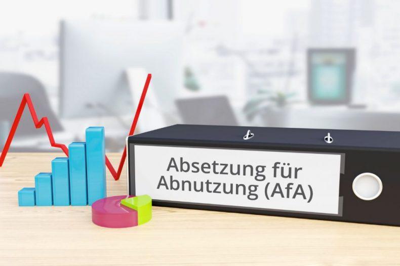 Was bedeutet AfA – Absetzung durch Abnutzung?