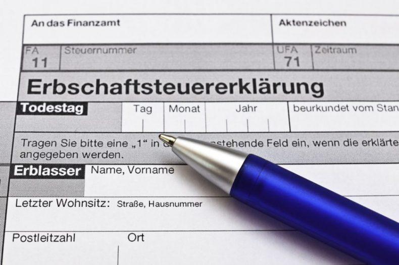Sind Steuerschulden vererbbar?
